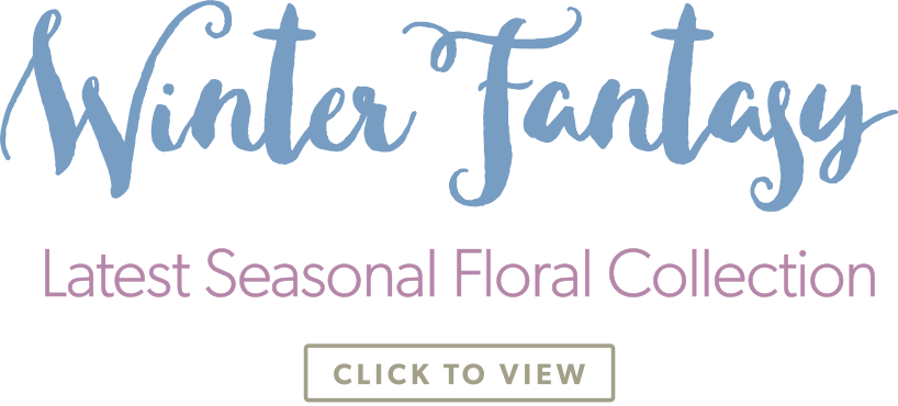 Winter Fantasy - Latest seasonal floral collection by Flowers For Everyone