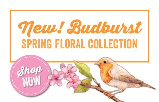 Our 2014 'Budburst' Fresh Spring Floral Collection