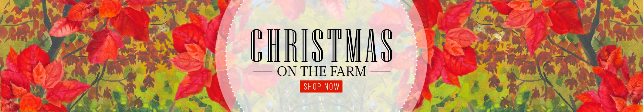 Christmas on the farm by Flowers for Everyone