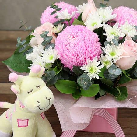 Candy Pink Pink Cutie Pie Gift