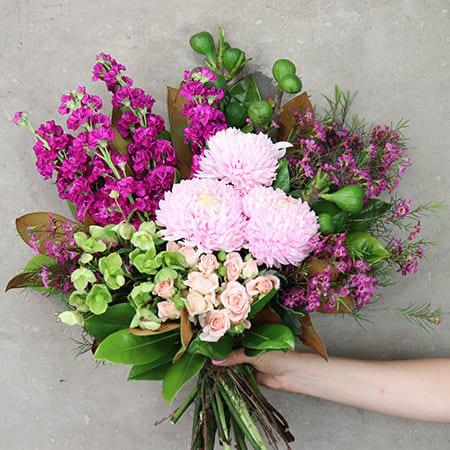 Fig flower bouquet Sydney