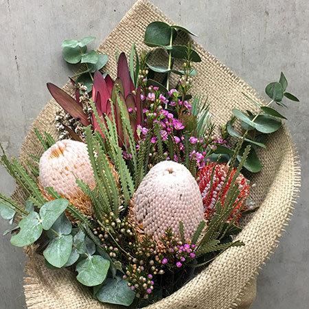 Rustic Native Bouquet