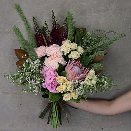 Secret Garden Bouquet Delivery