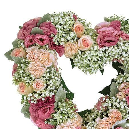 Precious Heart Funeral Flowers