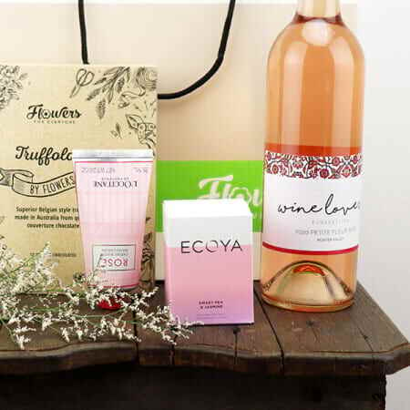 Exhausted mums gift hamper