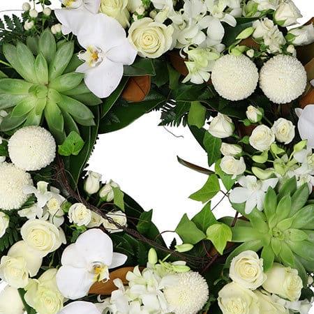 Tropical Eternity Wreath