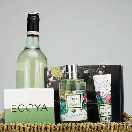 Botanical Hamper Wine