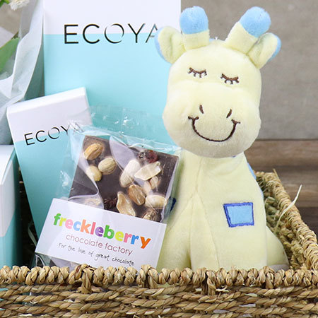 Peace Lotus Baby Hamper Delivery Sydney