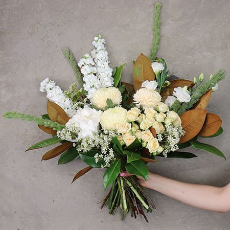 The Fairy White Bouquet