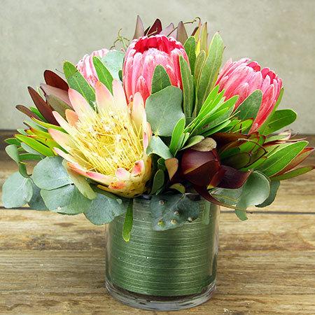 Native Flower Vase