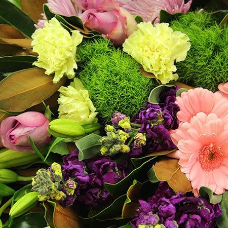 Spring Bouquet Delivered