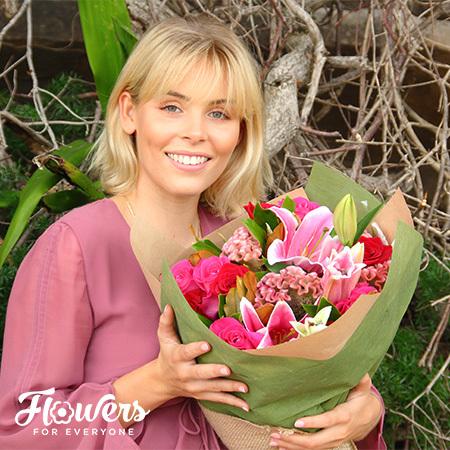 Scarlett O`Hara Bouquet