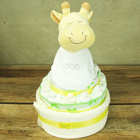 Deluxe Nappy Cake Gift
