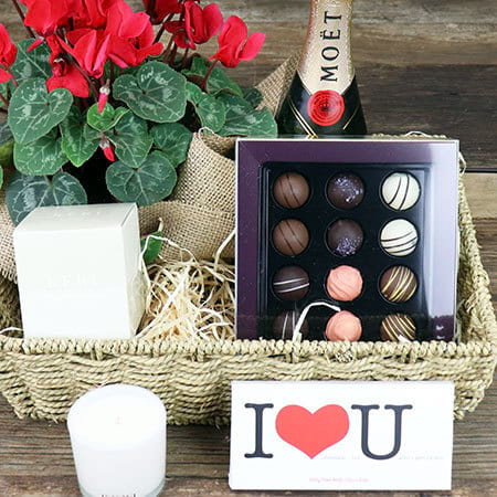 Sweet Romance Hamper Delivery
