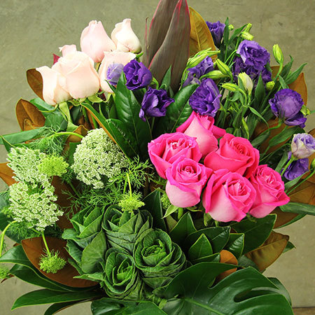 Magnificent flowers for mum