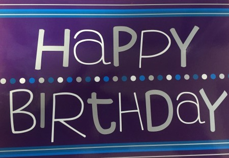 Gift Card Happy Birthday 2