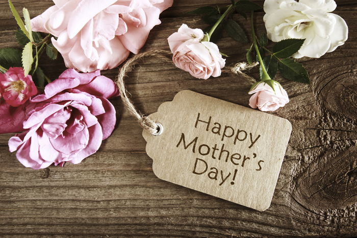 Five Ways to Spoil your Mum on Mother's Day