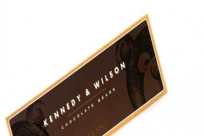 Introducing Kennedy & Wilson Chocolate