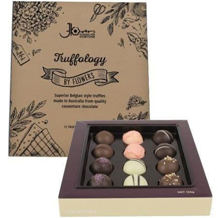Truffology 12 Assorted Chocolates