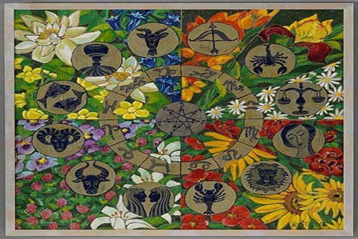 Zodiac Spring Flower Meanings