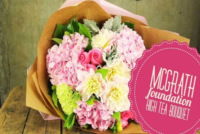 Send Flowers & Support the McGrath Foundation