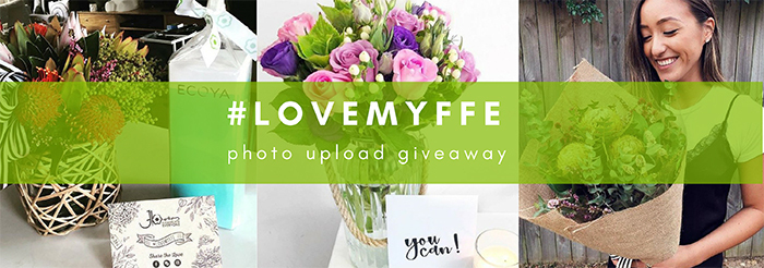 Enter Our #lovemyFFE Photo Upload Giveaway to Win!