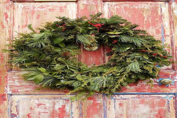 The Meaning of the Xmas Wreath