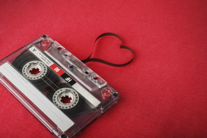 Create a Valentines Music Mix