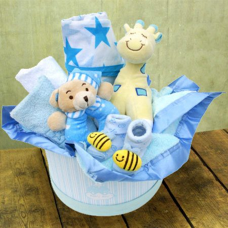 Baby Boy Hamper Medium Baby Gift