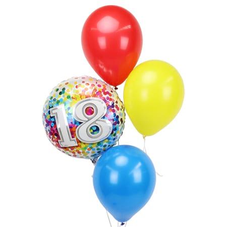 Balloon Bouquet 18