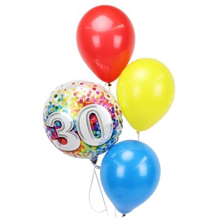 Balloon Bouquet 30