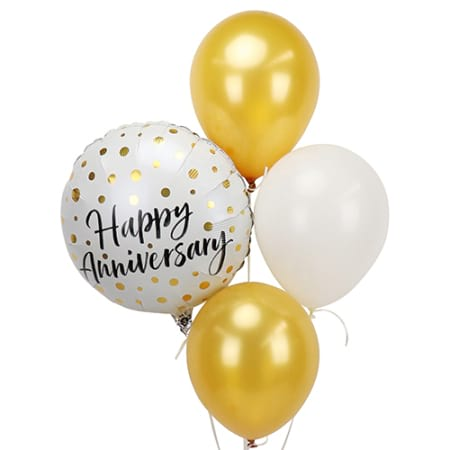 Balloon Bouquet Anniversary