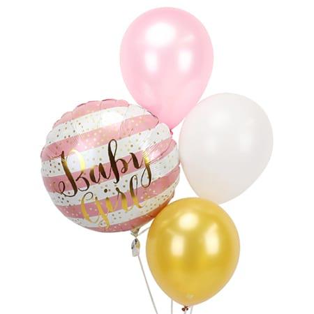 Balloon Bouquet Baby Girl