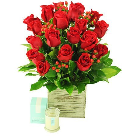 Big Box of Love - 20 Red Roses (Sydney Only)
