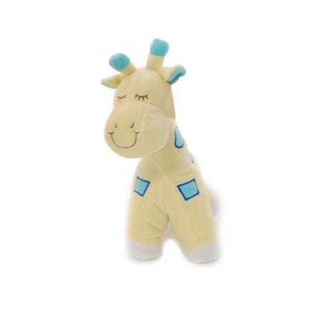 Giraffe Soft Toy Small Blue 22cm