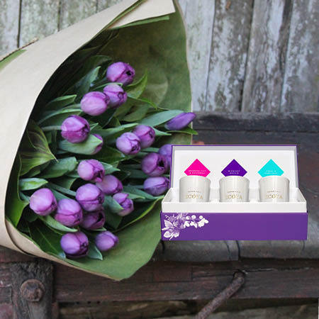 Botanical Tulip Gift Package (Sydney Only)