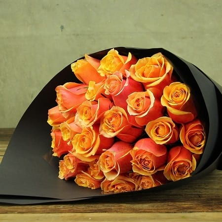 Cherry Brandy Colombian Roses