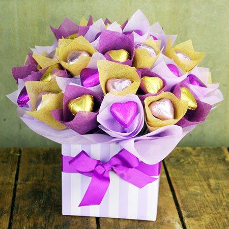 Edible Chocolate in Box