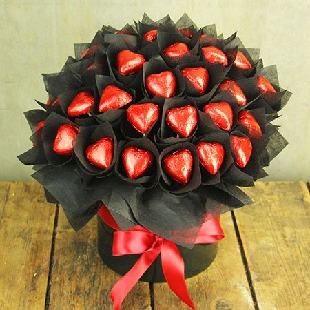 Edible Chocolate Romance