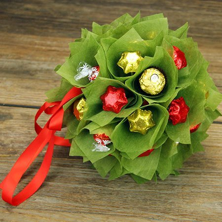 Chocolate Xmas Bauble (Sydney Only)