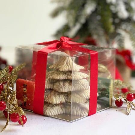 Christmas Tree Chocolate Gift