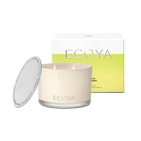 ECOYA Outdoor Citronella and Lemongrass Candle Delivered Sydney