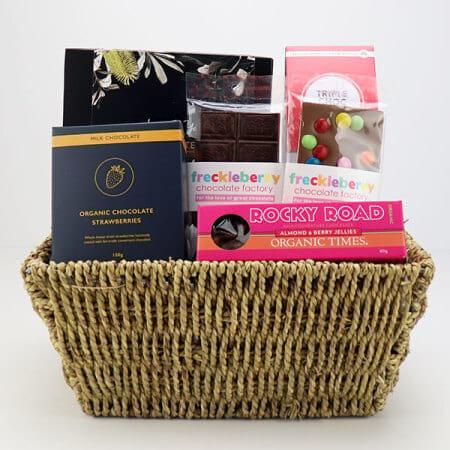 Cocoloco Chocolate Basket