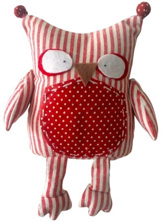Cute Red Owl - Sydney Only