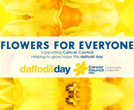 Daffodil Day Donation