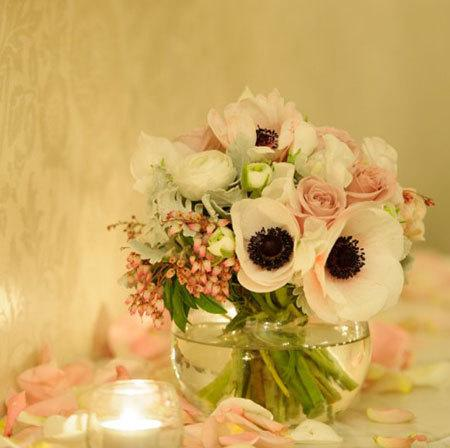 Dainty Reception Floral Decoration