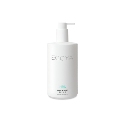 DECORT08 Ecoya Hand and Body Lotion - Lotus Flower
