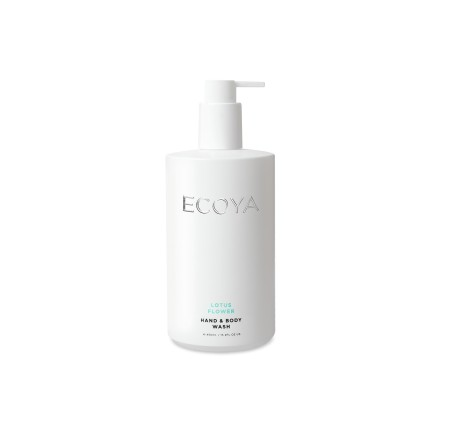 DECORT09 - Ecoya Hand and Body Wash - Lotus Flower