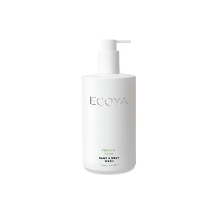 DECORWL16 Ecoya Hand and Body Wash - French Pear