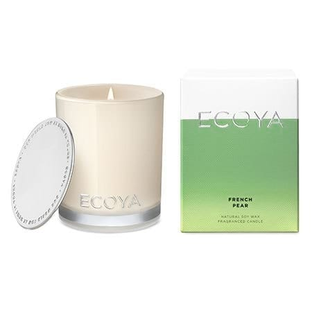 ECOYA French Pear Candle 80hr (Sydney Only)